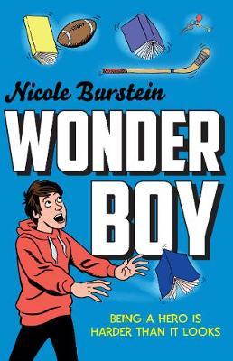 Wonderboy (Paperback)