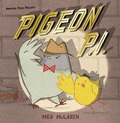 Pigeon P.I. (Hardback)