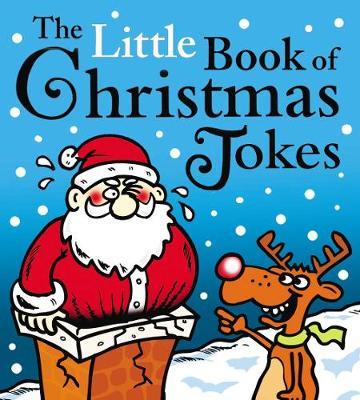 The Little Book of Christmas Jokes (Paperback)