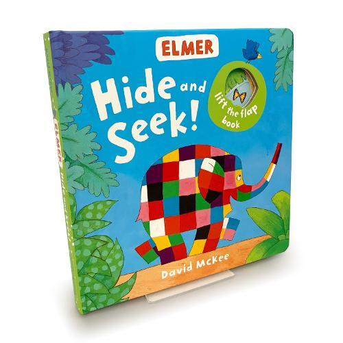 Elmer: Hide and Seek!
