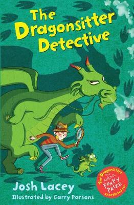 The Dragonsitter Detective - The Dragonsitter series (Paperback)