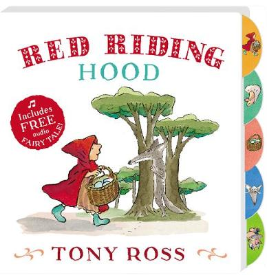 Red Riding Hood: My Favourite Fairy Tales Board Book - My Favourite Fairy Tale Board Book (Board book)
