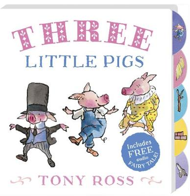 Three Little Pigs (My Favourite Fairy Tales Board Book) - My Favourite Fairy Tale Board Book (Board book)