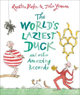 The World's Laziest Duck: and other Amazing Records (Paperback)