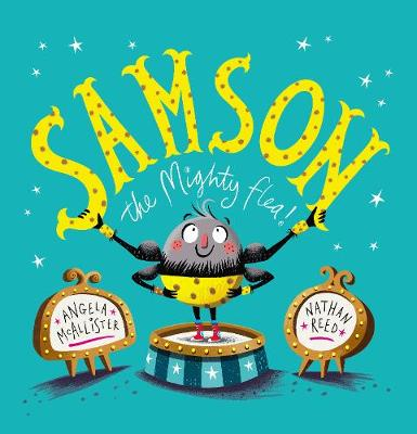 Samson: the Mighty Flea (Paperback)