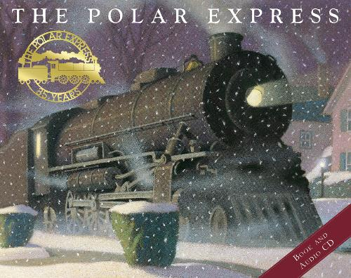 The Polar Express: with Audio CD Read by Liam Neeson (Paperback)