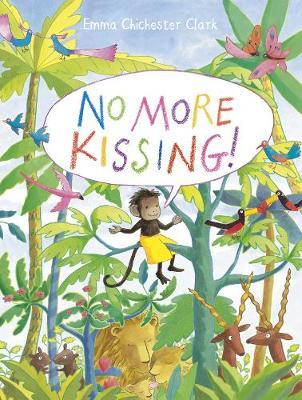 No More Kissing! - Mimi and Momo (Paperback)