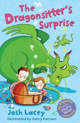 The Dragonsitter's Surprise - The Dragonsitter series (Paperback)