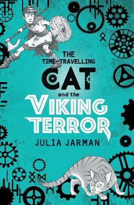 Cover The Time-Travelling Cat and the Viking Terror - Time-Travelling Cat