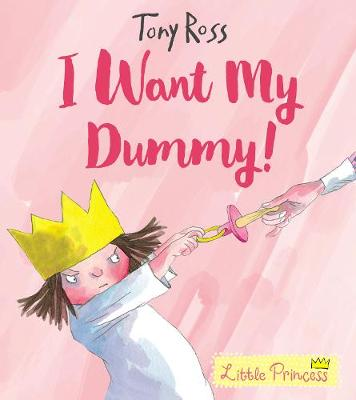 Cover I Want My Dummy! - Little Princess
