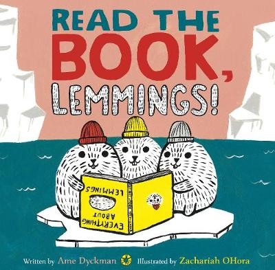 Cover Read the Book, Lemmings!