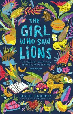 The Girl Who Saw Lions (Paperback)