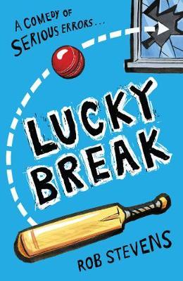 Lucky Break (Paperback)