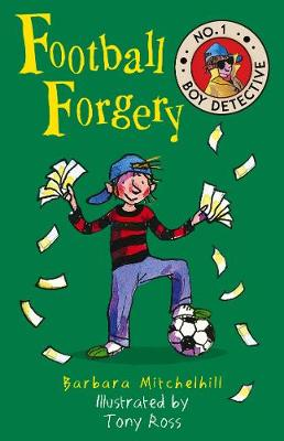 Football Forgery - No. 1 Boy Detective (Paperback)