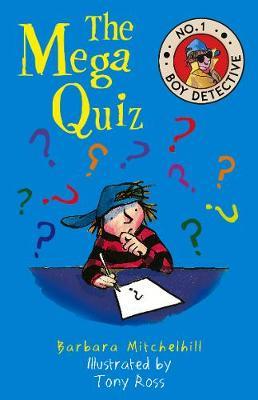 The Mega Quiz - No. 1 Boy Detective (Paperback)