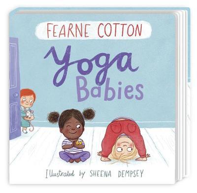 Yoga Babies (Board book)