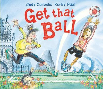 Get That Ball! (Paperback)