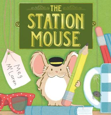 The Station Mouse (Paperback)
