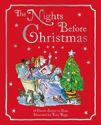 The Nights Before Christmas (Paperback)