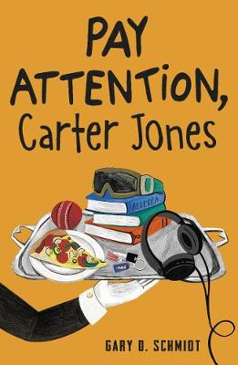 Pay Attention, Carter Jones (Paperback)