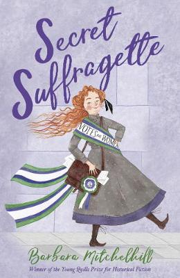 Secret Suffragette (Paperback)