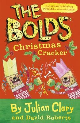 The Bolds' Christmas Cracker: A Festive Puzzle Book - The Bolds (Paperback)