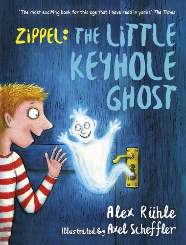 Zippel: The Little Keyhole Ghost (Paperback)