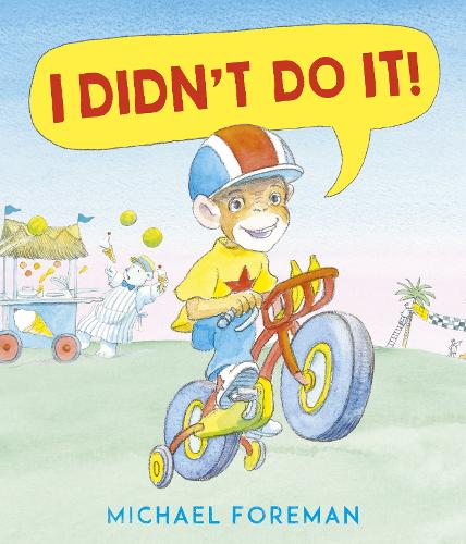 I Didn't Do It! (Paperback)
