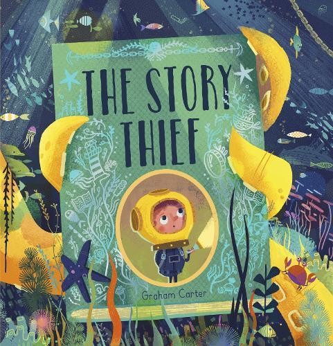 The Story Thief (Hardback)