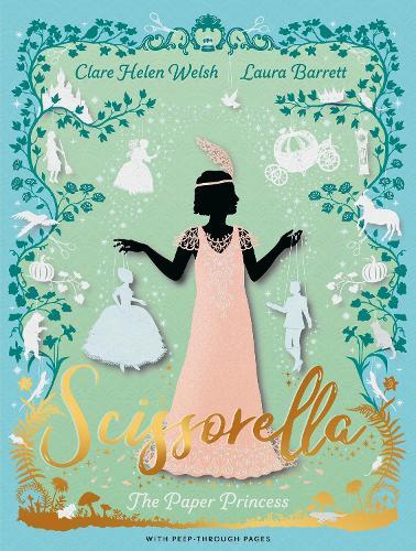 Scissorella: The Paper Princess (Hardback)