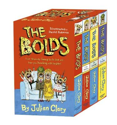 The Bolds Box Set - The Bolds