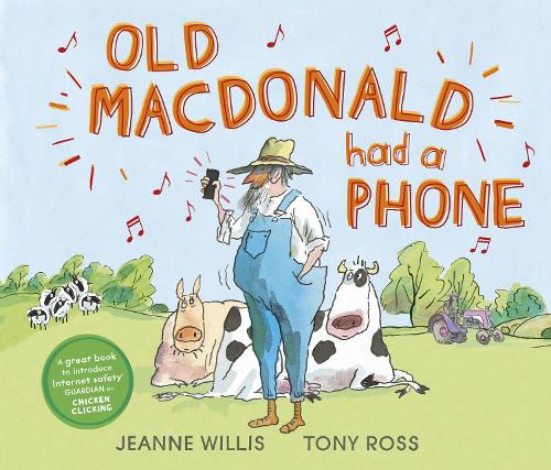 Old Macdonald Had a Phone - Online Safety Picture Books (Paperback)