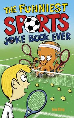 The Funniest Sports Joke Book Ever (Paperback)