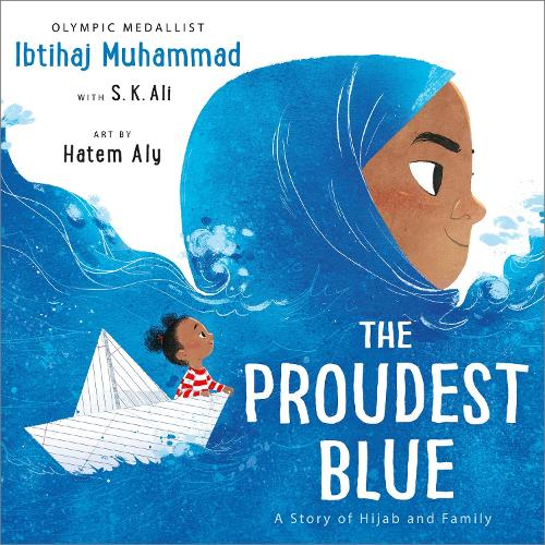 The Proudest Blue (Paperback)