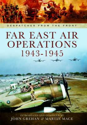 Far East Air Operations 1943-1945 (Hardback)