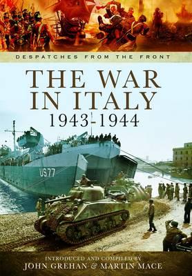 The War in Italy 1943 - 1944 (Hardback)
