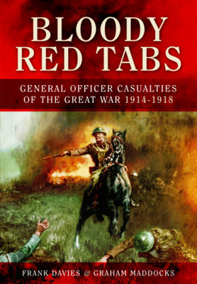 Bloody Red Tabs (Paperback)