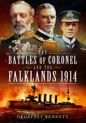The Battles of Coronel and the Falklands, 1914 (Paperback)
