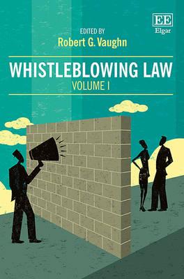 Whistleblowing Law - Elgar Mini Series (Hardback)