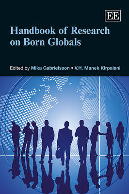 Handbook of Research on Born Globals - Research Handbooks in Business and Management Series (Paperback)