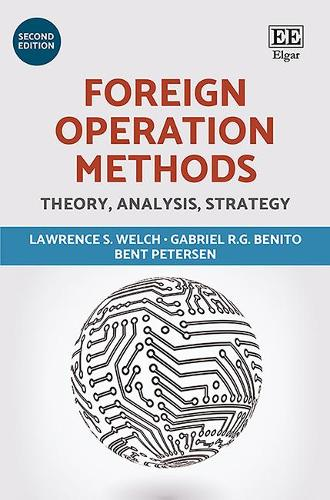 Foreign Operation Methods: Theory, Analysis, Strategy (Paperback)