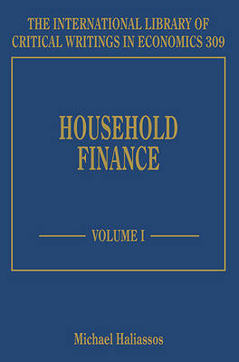 Household Finance - The International Library of Critical Writings in Economics series (Hardback)