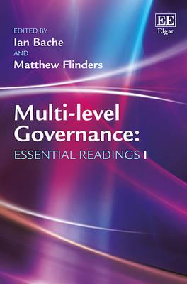 Multi-Level Governance: Essential Readings - Elgar Mini Series (Hardback)
