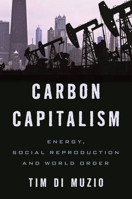 Carbon Capitalism: Energy, Social Reproduction and World Order (Paperback)