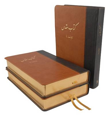 The Holy Bible in Persian New Millennium Version (Leather / fine binding)
