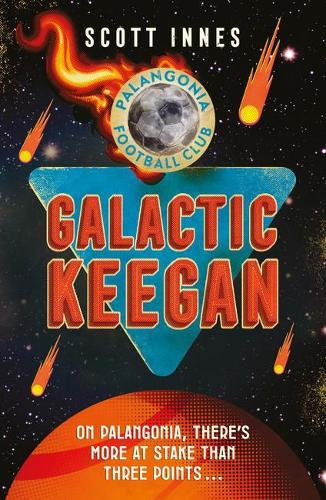 Galactic Keegan (Paperback)