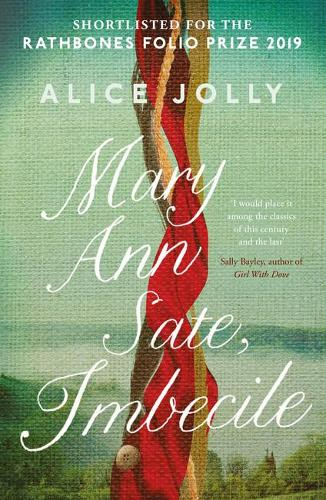 Mary Ann Sate, Imbecile (Paperback)