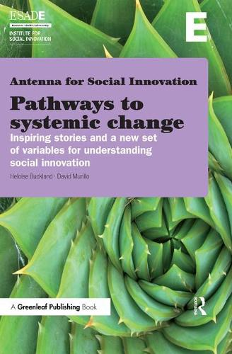 Pathways to Systemic Change: Inspiring Stories and a New Set of Variables for Understanding Social Innovation (Paperback)