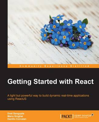 Getting Started with React (Paperback)