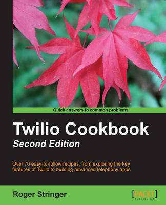 Twilio Cookbook (Paperback)